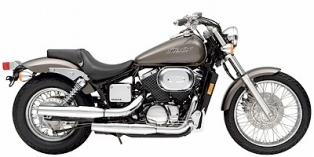 2007 Honda Shadow® Spirit 750 DC