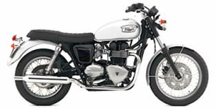2007 Triumph Bonneville Base