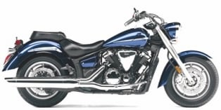 2007 Yamaha V Star 1300 Base