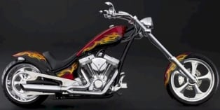 2008 American IronHorse Texas Chopper™ Base