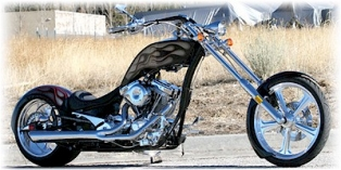 2008 Big Bear Choppers Athena Chopper