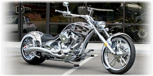 2008 Big Bear Choppers Athena ProStreet