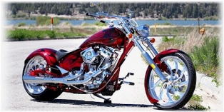 2008 Big Bear Choppers Devil's Advocate ProStreet