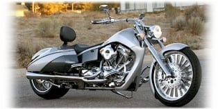 2008 Big Bear Choppers GTX Bagger