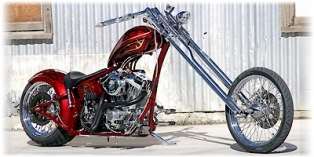 2008 Big Bear Choppers Merc Softail
