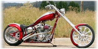 2008 Big Bear Choppers Reaper Chopper