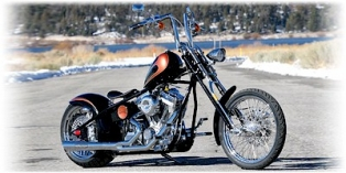 2008 Big Bear Choppers Screamin Demon Base