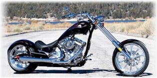 2008 Big Bear Choppers The Sled Chopper