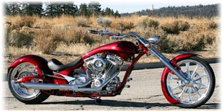 2008 Big Bear Choppers The Sled ProStreet