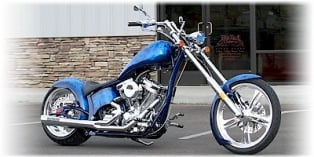 2008 Big Bear Choppers Venom Chopper