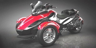 2008 Can-Am Spyder GS Roadster SE5