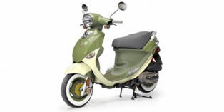 2010 Genuine Scooter Co. Buddy International Italia 150