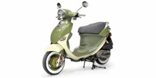2009 Genuine Scooter Co. Buddy International Italia 150