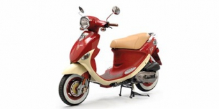 2008 Genuine Scooter Co. Buddy International Pamplona 150