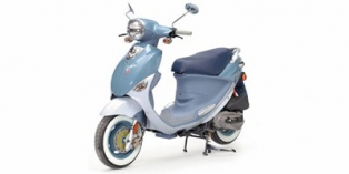 2008 Genuine Scooter Co. Buddy International Saint Tropez 150