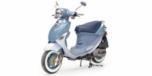 2012 Genuine Scooter Co. Buddy International Saint Tropez 150