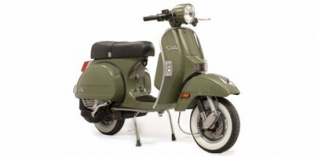 2012 Genuine Scooter Co. Stella 150