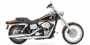 2008 Harley-Davidson Dyna Glide Wide Glide 105th Anniversary Edition