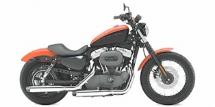 2008 harley davidson sportster 1200 nightster reviews prices and rh motorcycle com