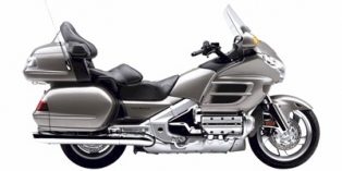 2008 Honda Gold Wing® Audio / Comfort / Navi