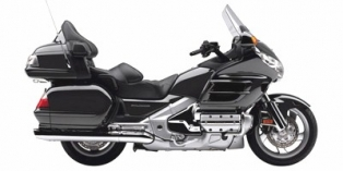 2008 Honda Gold Wing® Premium Audio