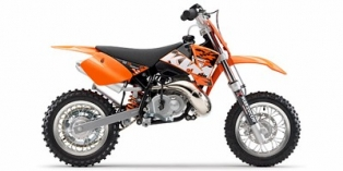 2008 KTM SX 50 Junior