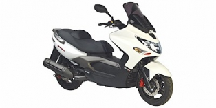 2010 KYMCO Xciting 500 Ri ABS