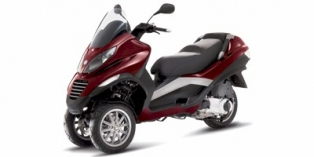 2008 Piaggio MP3 Three Wheeler 250