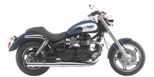 2008 Triumph Speedmaster Base