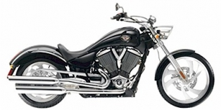 2008 Victory Vegas™ Low