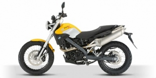 2008 BMW G 650 Xcountry