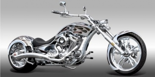2010 Big Bear Choppers Athena ProStreet