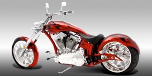 2010 Big Bear Choppers Devil's Advocate ProStreet