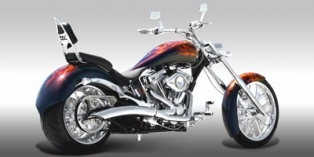 2010 Big Bear Choppers Devil's Advocate Two Up ProStreet