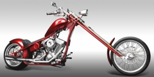 2009 Big Bear Choppers Merc Rigid