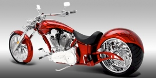 2010 Big Bear Choppers The Sled ProStreet