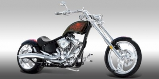 2010 Big Bear Choppers Venom Chopper
