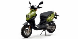 2010 Genuine Scooter Co. Roughhouse R50