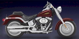 2009 Harley-Davidson Softail® Fat Boy
