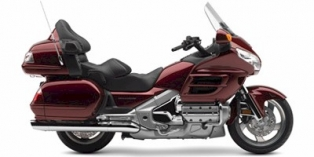 2009 Honda Gold Wing® Airbag