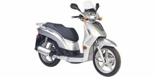 2009 Kymco People S 125