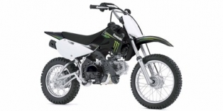 2009 Kawasaki KLX™ 110 Monster Energy