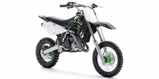 2009 Kawasaki KX™ 65 Monster Energy