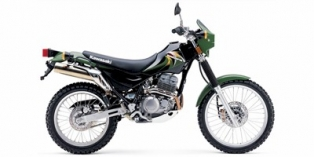 2009 Kawasaki Super Sherpa Base