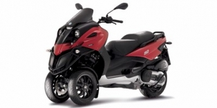 2009 Piaggio MP3 Three Wheeler 500