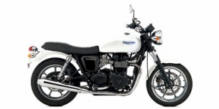 2009 Triumph Bonneville Base