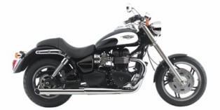 2009 Triumph Speedmaster Base