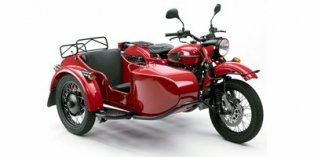 2009 Ural Red October 750