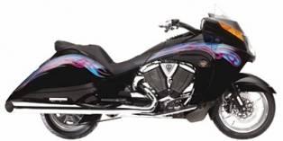 2009 Victory Ness Signature Series Arlen Ness Vision