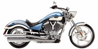 2009 Victory Vegas® Low